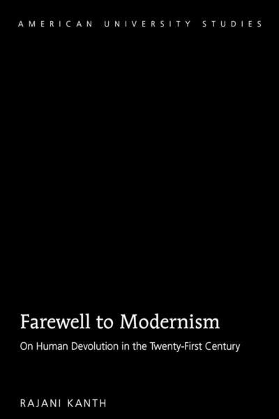 Farewell to Modernism