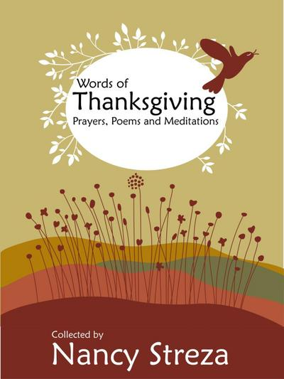 Words of Thanksgiving