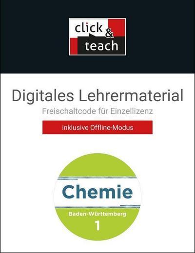 Chemie 1 click & teach Box Baden-Württemberg