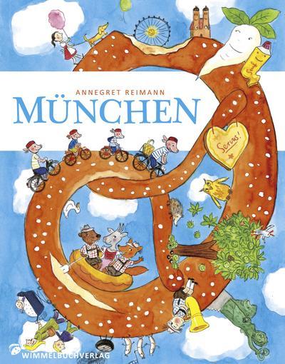 München Wimmelbuch pocket