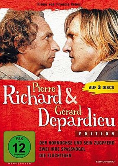Pierre Richard & Gérard Depardieu Edition