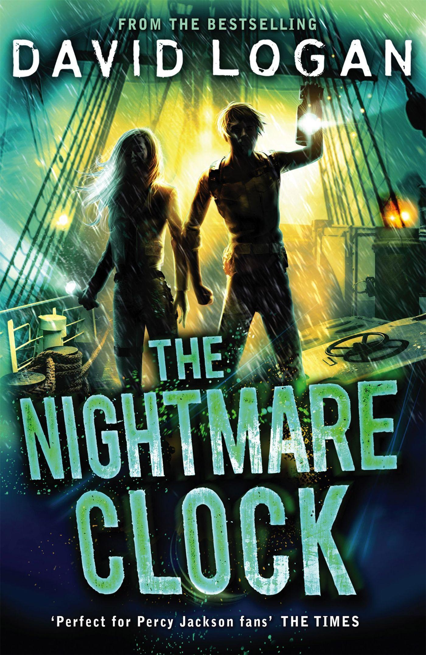 The Nightmare Clock David Logan