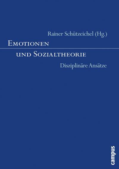 Emotionen und Sozialtheorie