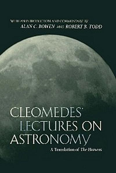 Cleomedes' Lectures on Astronomy