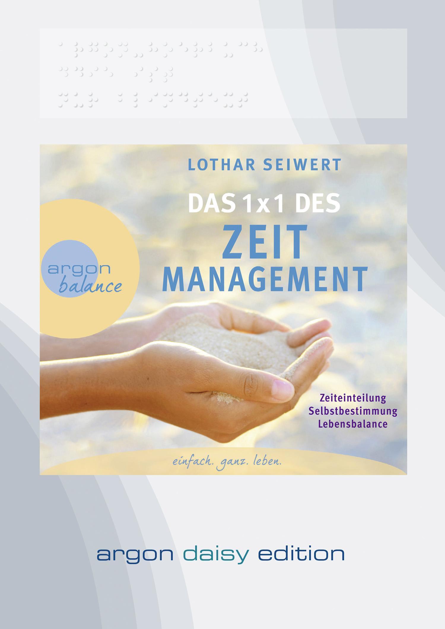 Das 1x1 des Zeitmanagement (DAISY Edition) Lothar Seiwert