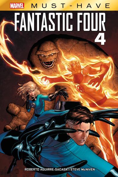 Marvel Must-Have: Fantastic Four: 4