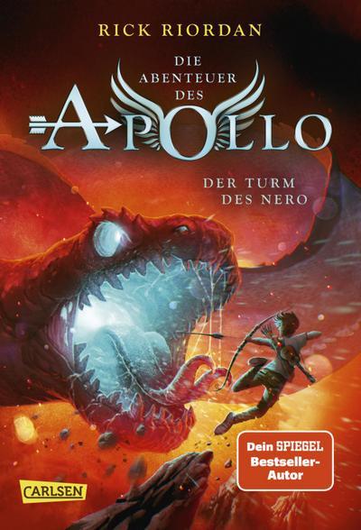 Die Abenteuer des Apollo 5: Der Turm des Nero