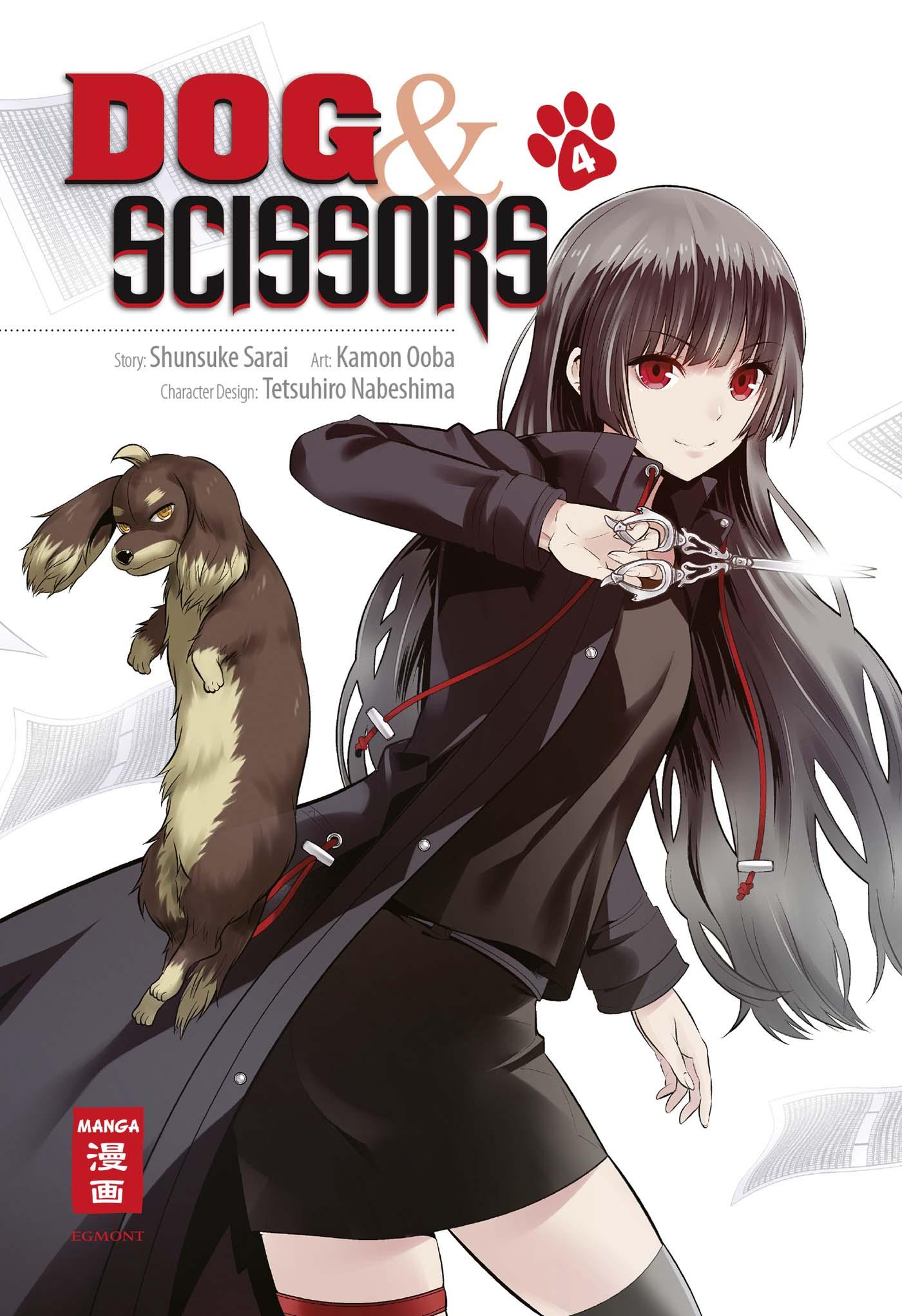 NEU Dog & Scissors 4 Tetsuhiro Nabeshima 487394