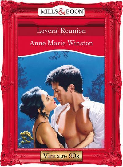Lovers' Reunion (Mills & Boon Vintage Desire)