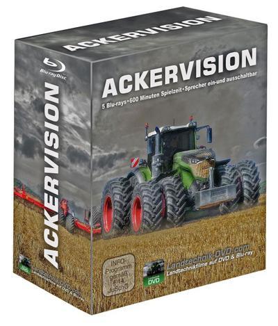 Ackervision 5er Blu-ray Sammelbox