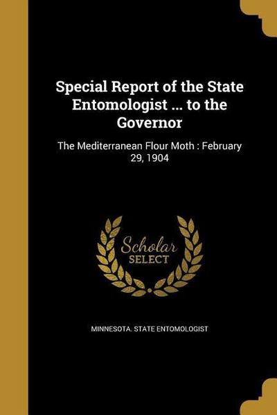 SPECIAL REPORT OF THE STATE EN