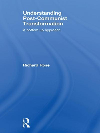 Understanding Post-Communist Transformation