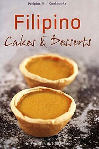 Mini Filipino Cakes and Desserts