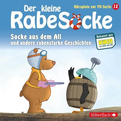 12: Socke aus dem All (Hörspiel zur TV-Serie)