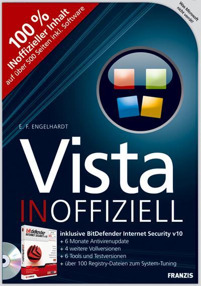 Vista inoffiziell, m. CD-ROM