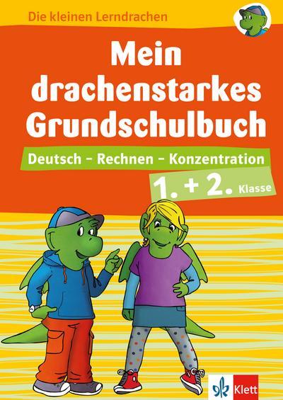 Klett Mein drachenstarkes Grundschulbuch