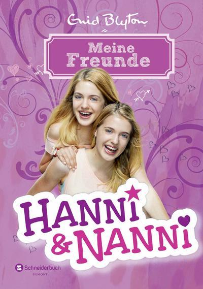 Hanni und Nanni - Meine Freunde; Deutsch