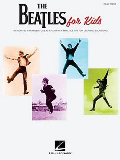 The Beatles For Kids, Klavier