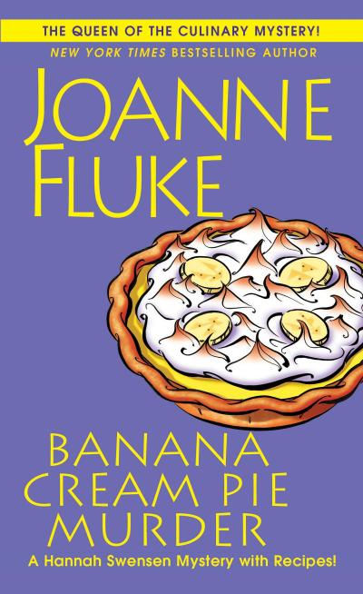 Banana Cream Pie Murder