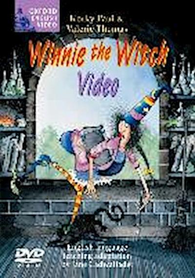 Winnie - Edition for Learners of English: Winnie the Witch