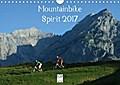 Mountainbike Spirit 2017 (Wandkalender 2017 DIN A4 quer) - Matthias Rotter
