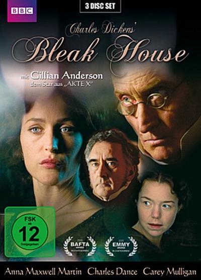 Bleak House, 3 DVDs