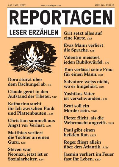 Reportagen. Bd.46