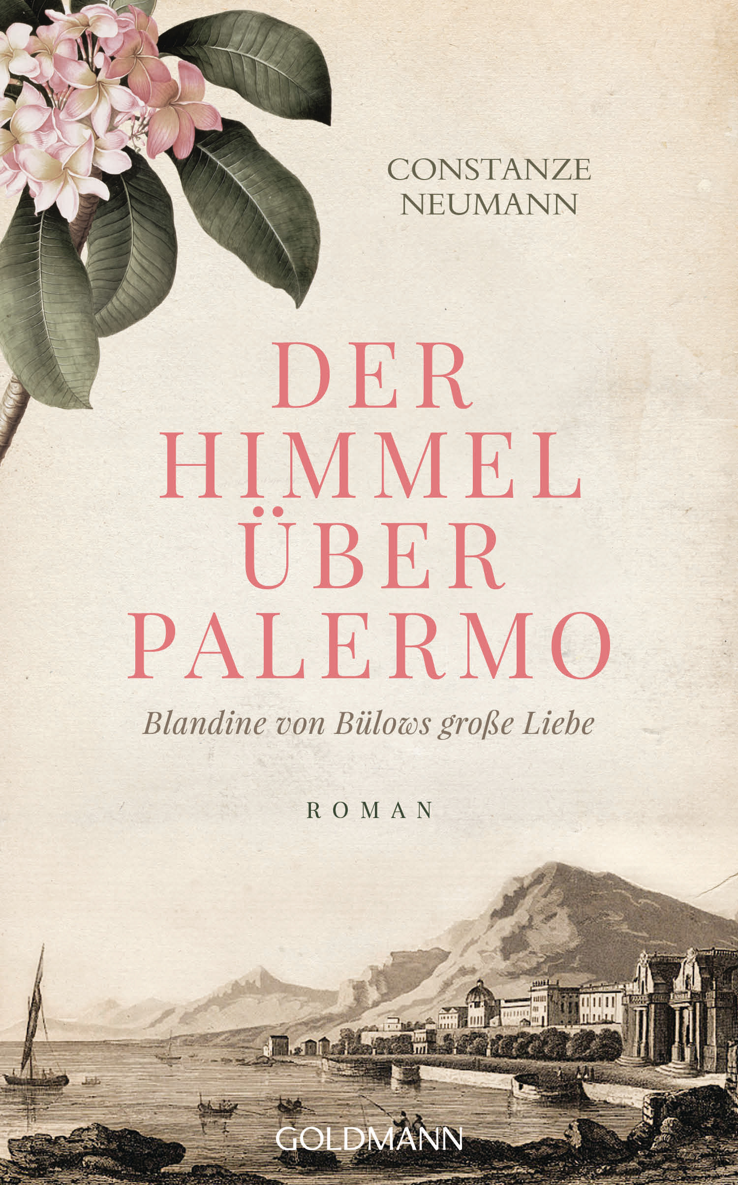 Der Himmel über Palermo Constanze Neumann