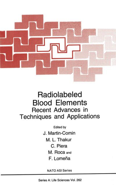 Radiolabeled Blood Elements