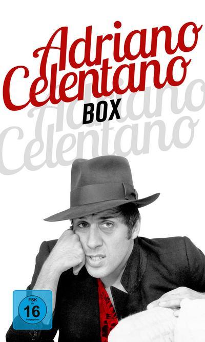 Adriano Celentano Box-Weinbox