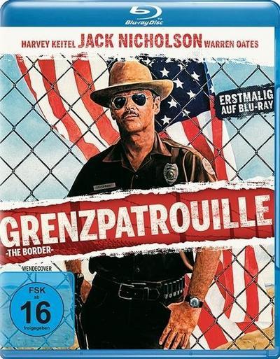 Grenzpatrouille, 1 Blu-ray