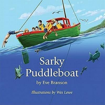 Sarky Puddleboat - Eve Branson