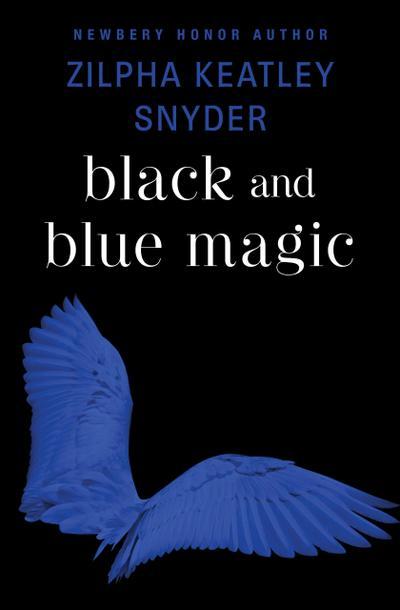Black and Blue Magic