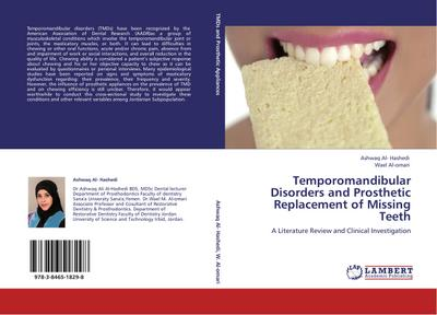 Temporomandibular Disorders and Prosthetic Replacement of Missing Teeth