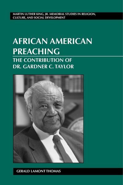 African American Preaching