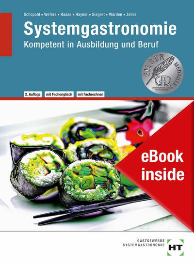 eBook inside: Buch und eBook Systemgastronomie