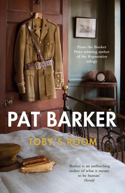 Toby`s Room - Hamish Hamilton - Taschenbuch, Englisch, Pat Barker, ,