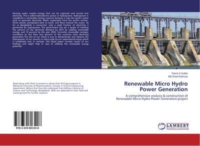 Renewable Micro Hydro Power Generation