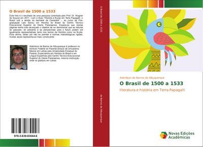 O Brasil de 1500 a 1533
