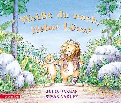 Weißt du noch, lieber Löwe?