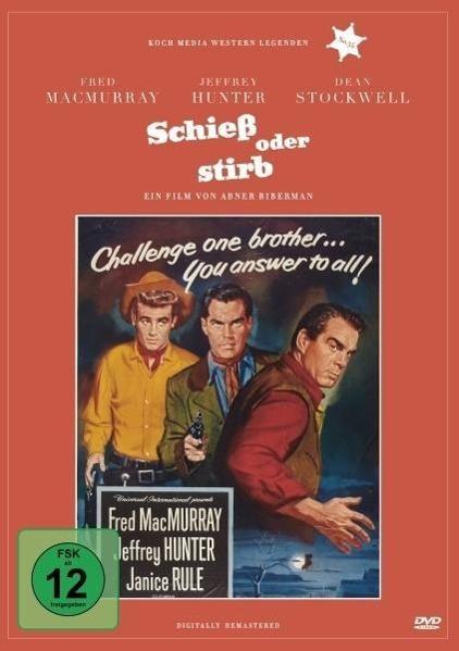 Schieß oder stirb! (Edition Western-Legenden 34), Fred MacMurray