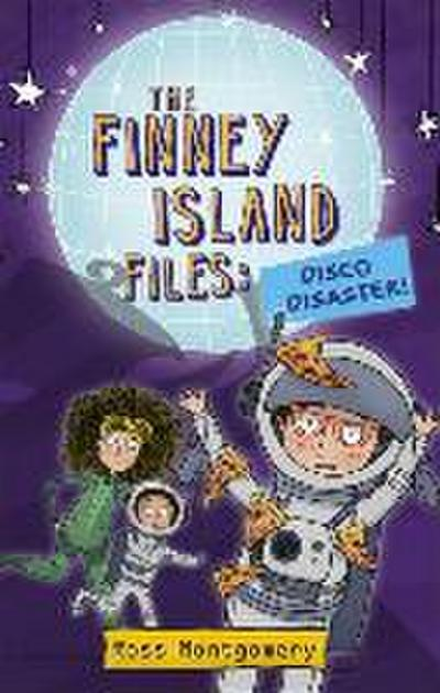 Reading Planet KS2 - The Finney Island Files: Disco Disaster - Level 2: Mercury/Brown band