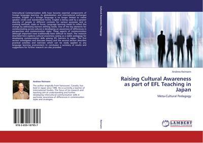 Raising Cultural Awareness as part of EFL Teaching in Japan
