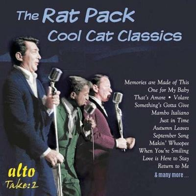The Rat Pack - Cool Cat Classics - Alto (Note 1 Musikvertrieb) - Audio CD, Deutsch, Frank/Martin Sinatra, ,