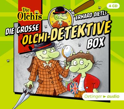 Die große Olchi-Detektive-Box