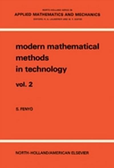 Modern Mathematical Methods In Technology