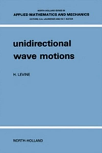 Unidirectional Wave Motions