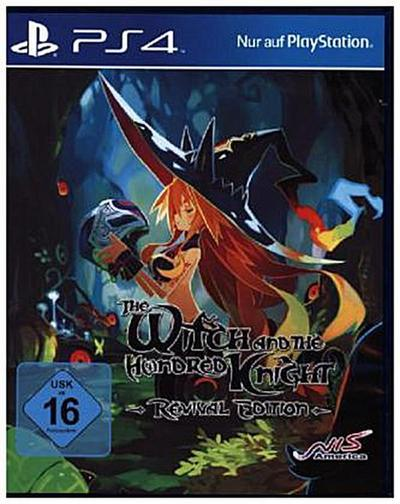 The Witch and the Hundred Knight, 1 PS4-Blu-ray Disc (Revival Edition)