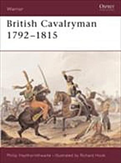 British Cavalryman 1792 1815