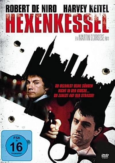 Hexenkessel, 1 DVD